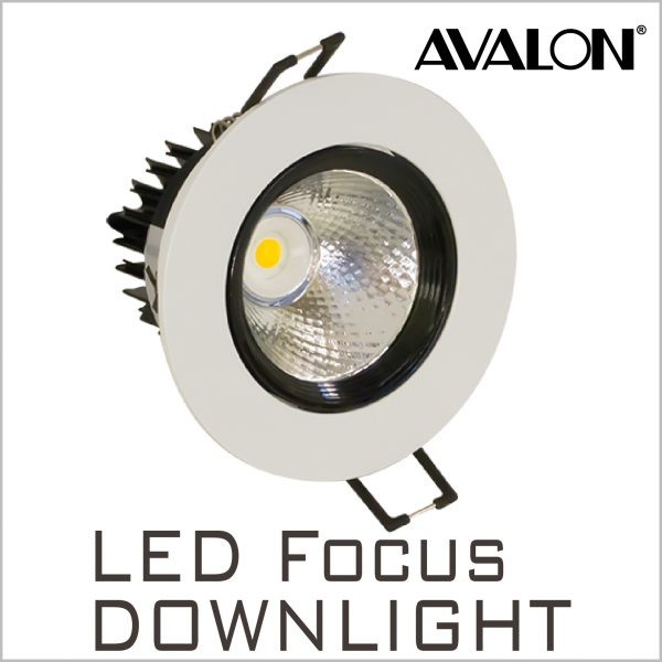 LED Focus Downlight